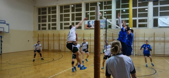 I liga - Hutnik pokonany po pięciu setach !