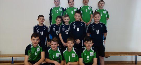 Mini - turniej ligowy czwórek w Bobowej !