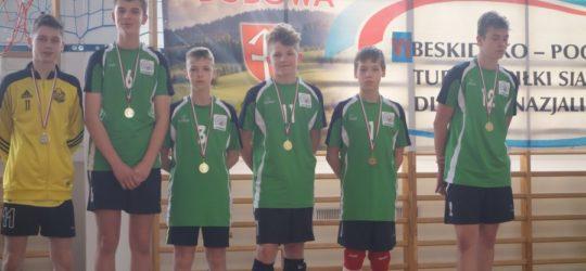 Mini - finał rejonu turnieju Kinder+Sport !