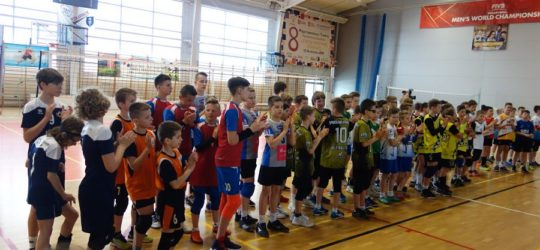 Mini - Finał wojewódzki Kinder+Sport 2 i 3 !